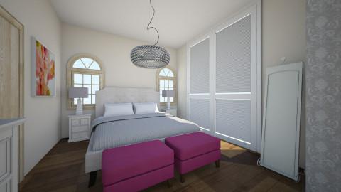 master - Bedroom - by kristiderev