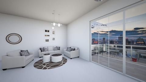 brown house - Modern - by inbal avni