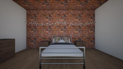 Urban Bedroom - Modern - Bedroom - by tcooney