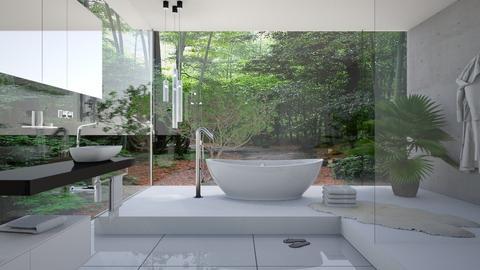 bath - by neide oliveira