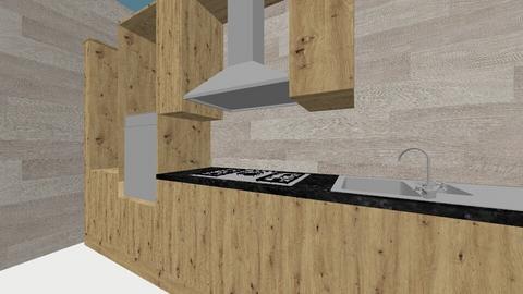 TRAVIE9000 - Modern - Living room - by MsCamp718