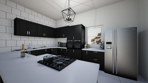 Modern Kitchen - Modern - Kitchen - by jackson110351