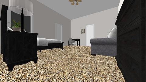 Raina Room - by vancleveh