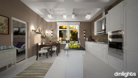 TL - Kitchen - by Roberta Bela