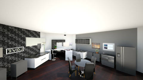 kitchen - Modern - Kitchen - by Kristin_m