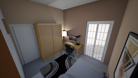 Dream Room - Bedroom - by Houno176