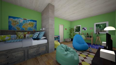 Dog  - Modern - Kids room - by kaimunoz0600
