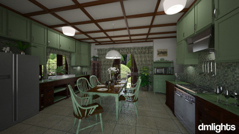 Cape Cod - Vintage - Kitchen - by DMLights-user-981898