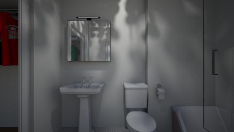 Luxury Bathroom 2 - Bathroom - by SammyJPili