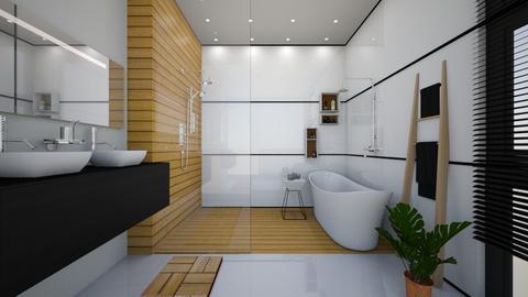 Bathroom  - Bathroom - by naominaomi