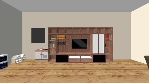 bed room - Bedroom - by karolann1005