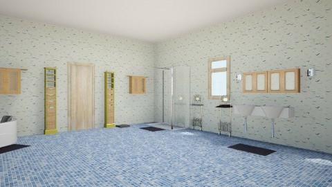 bathroom - Minimal - Bathroom - by delavianhowze