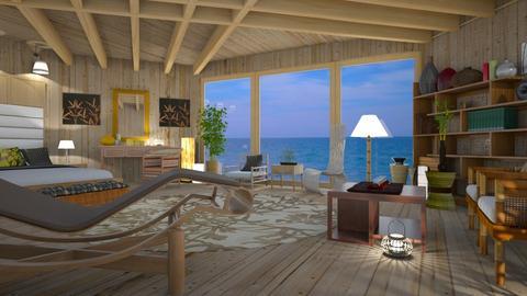 bambooo - Country - Bedroom - by mari mar