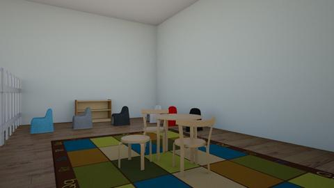 Kids Club - Modern - Kids room - by lanej2