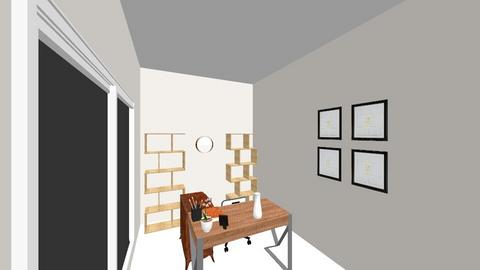 Study Room Planning - Office - by humzairfan