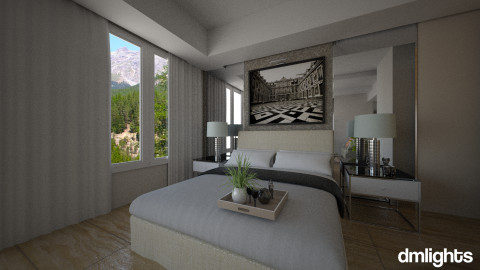 1bdr bedroom - Classic - Kitchen - by DMLights-user-1031781