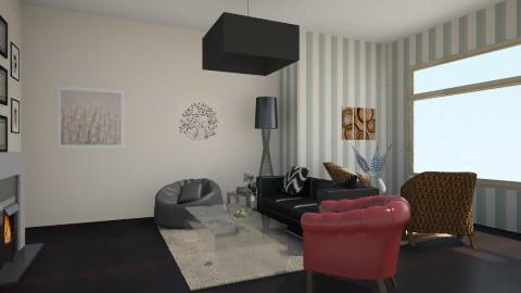 Blabla - Modern - Living room - by Trux