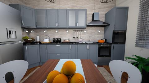 kitchen - Country - by Vasile Bianca Rozalia