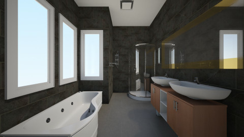 Sederhana - Classic - Bathroom - by rahmadaniah06