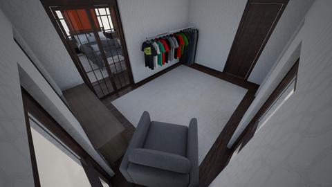 New Richmond 2nd floor - Vintage - by Darkcityrain