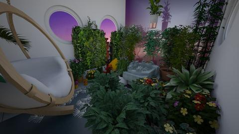 garden room - Garden - by personperson1830y2103