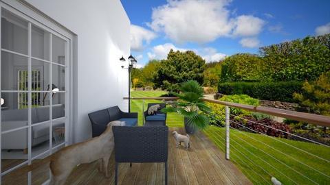 Casa161Balcony - Classic - Garden - by nickynunes