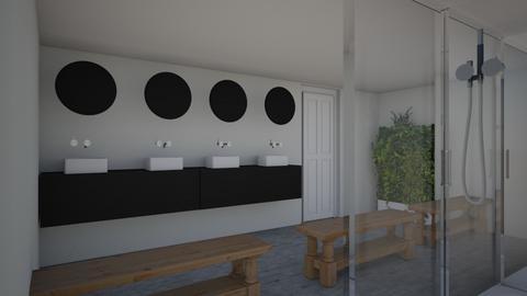 bathroom_change room - Bathroom - by WillL4