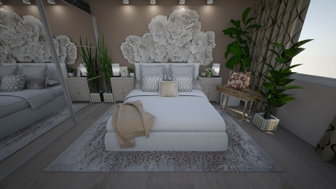 Bedroom - by Nina Badova