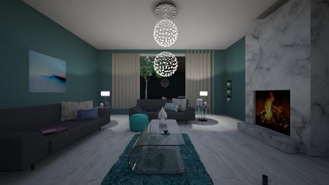 Living Room - Modern - Living room - by My2girls