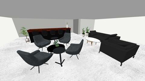 Cap Part Lobby 2 - Office - by chelsealaportasmith