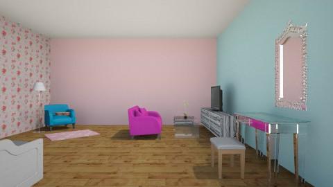 my room - Bedroom - by naual1nikita1
