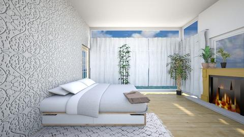 boho bedroom - Bedroom - by Micah Stringer