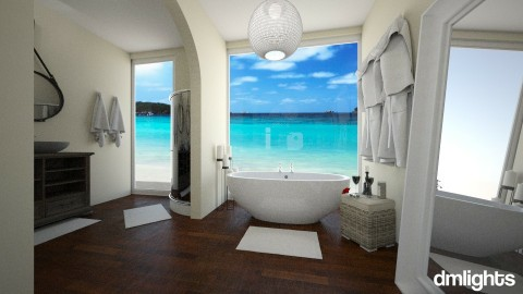 En suite - Bathroom - by DMLights-user-1564420