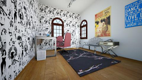 Thary2 - Feminine - Office - by Thary Imbelloni