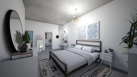 Minamalist - Bedroom - by amybranco
