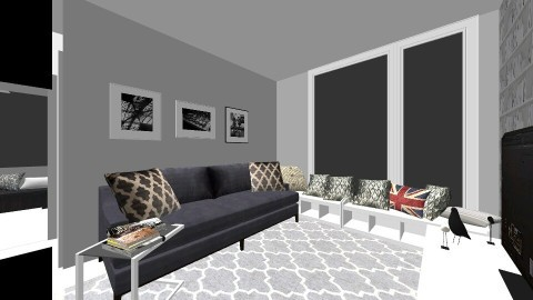 home3 - Living room - by hcc223