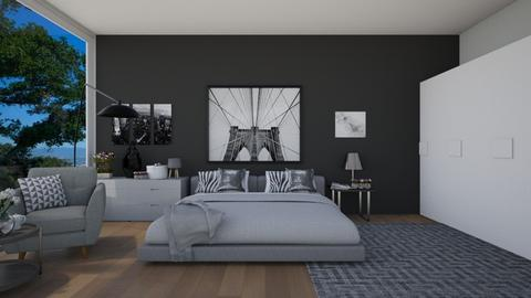 Luxury - Bedroom - by Noa Sardoz