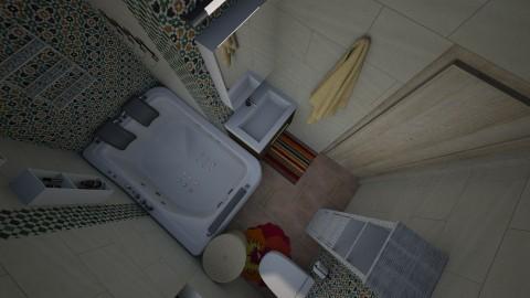 Bath 3 - Bathroom - by brailescu