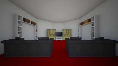 Living Room - Modern - Living room - by 5Raheem