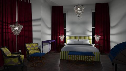 Maximalist Bedroom - Bedroom - by lauren_murphy