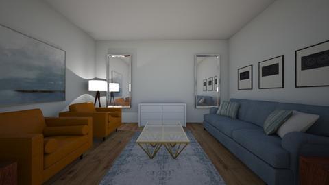 modern living - Living room - by dena15