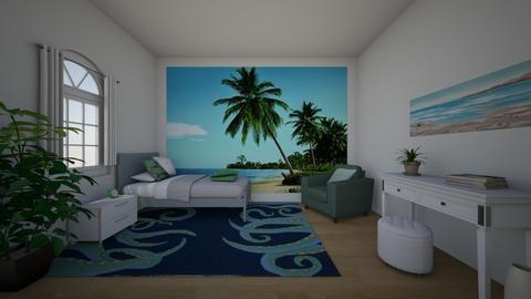 beachy beach - by denathoman