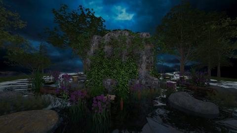 341 - Garden - by Jade Autumn