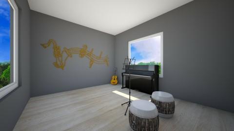 Music Room - by VibrantSplash