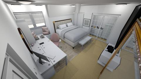 My bedroom for house 2 - Bedroom - by diorrnicholson812