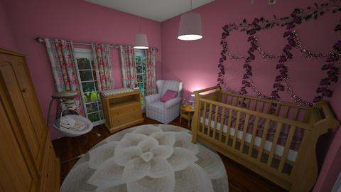 942 - Kids room - by Sophia Giann