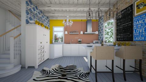 Kitchen - Kitchen - by nassurina