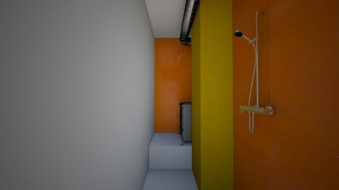 ropazhivann - Bathroom - by lailalailai