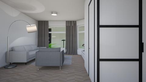 Cobetstraat 83 - Living room - by Estherembosch