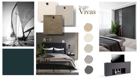Slaapkamer modern - by Tanishavdb